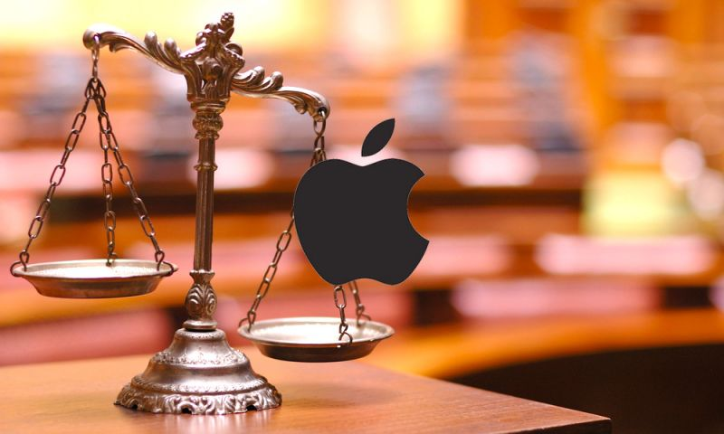 This Class-Action Lawsuit Accusing Apple of Selling User Data Was Just Thrown Out