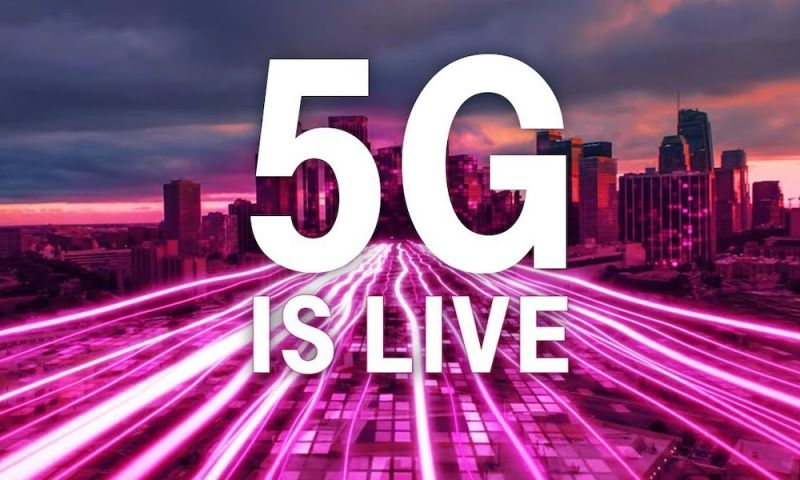 T-Mobile Launches Nationwide 600 MHz 5G Network Ahead of Schedule