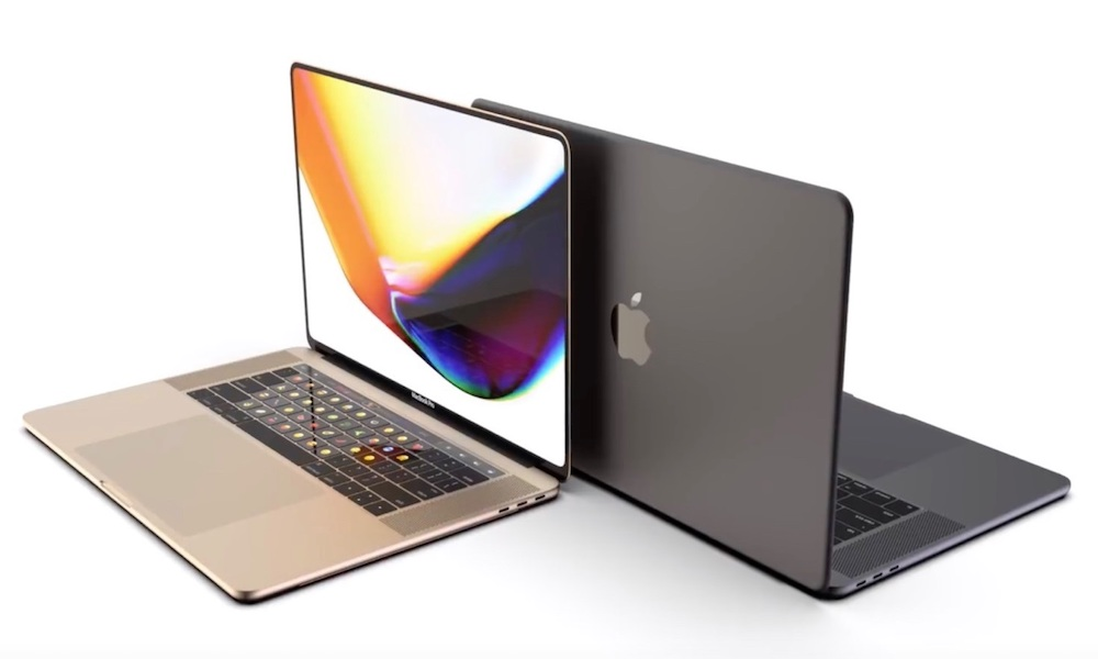 2020 MacBook Pro Concept Image