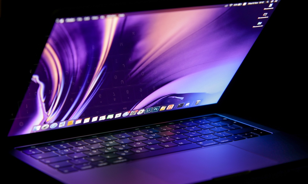2019 MacBook Pro with Touch Bar