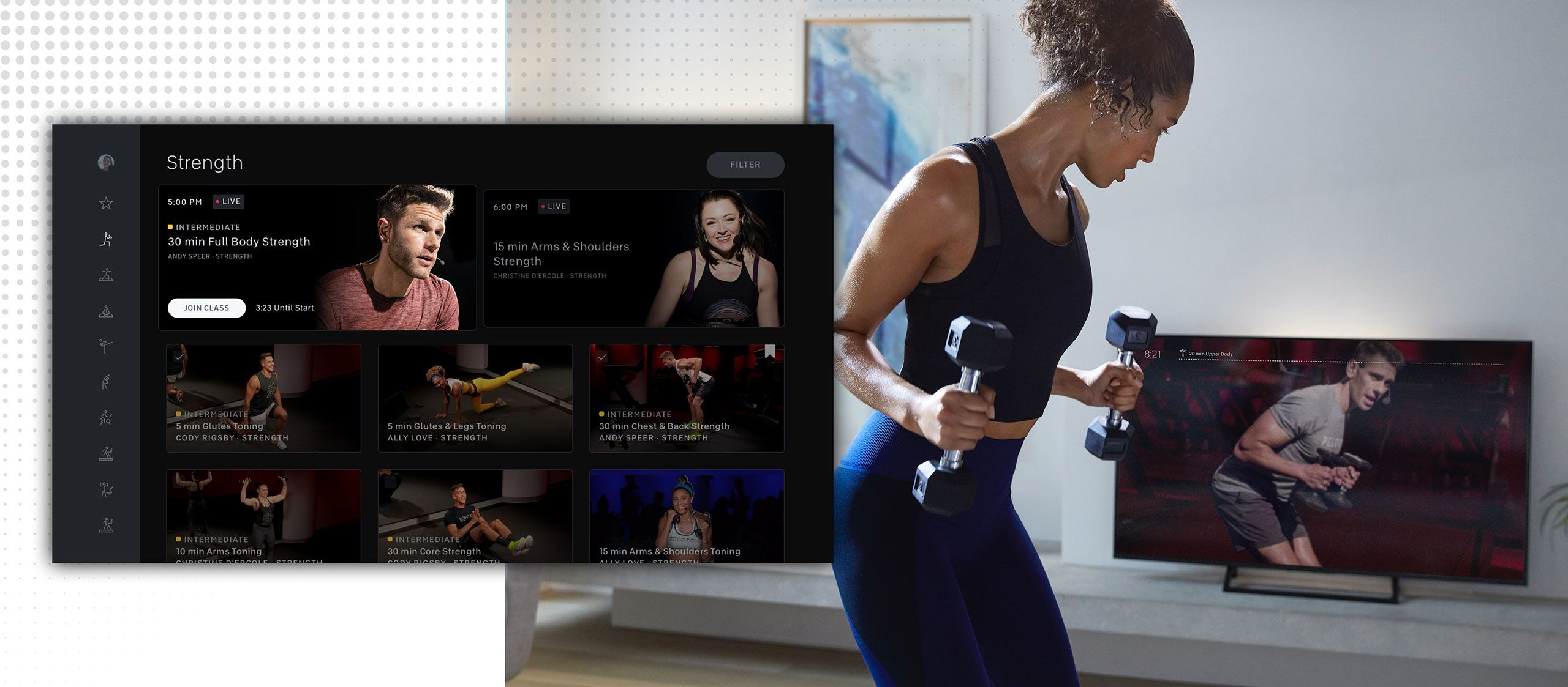 High-End Fitness Phenomenon, Peloton, Launches New Apple Watch App and More
