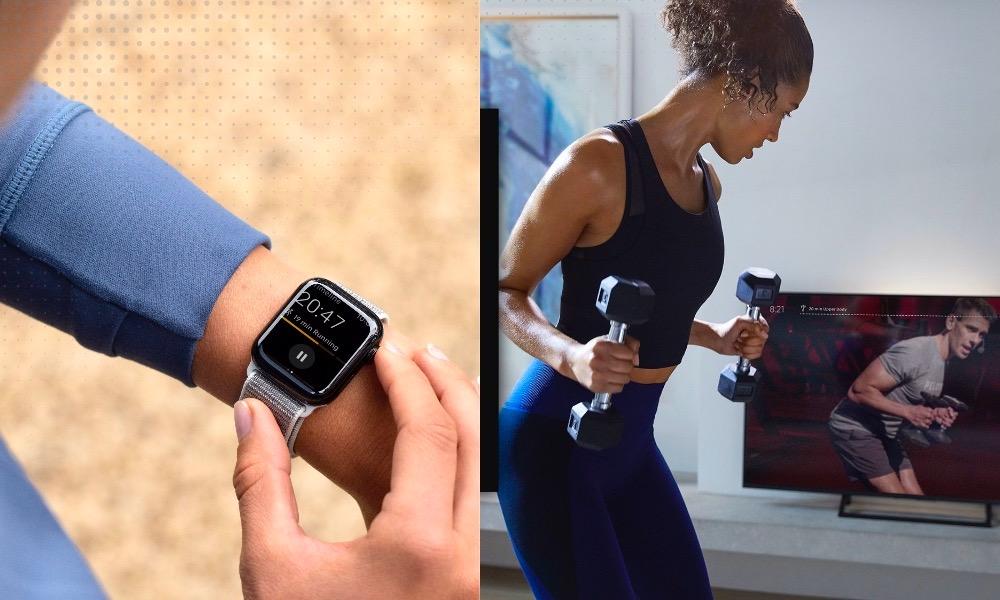 Peloton Apple Watch