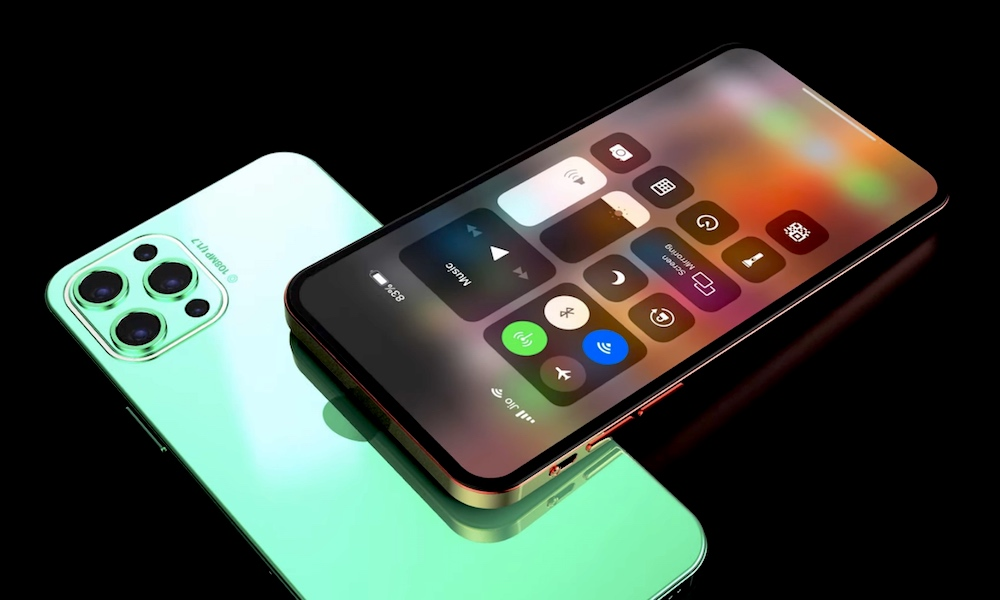 iPhone 12 2020 Concept