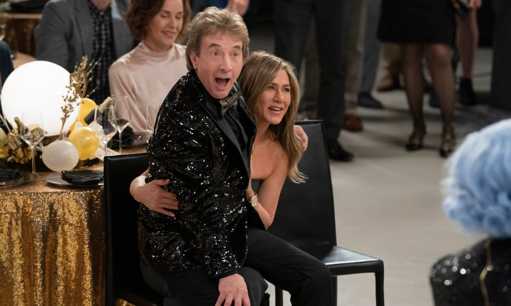The Morning Show, Jennifer Aniston, Martin Short