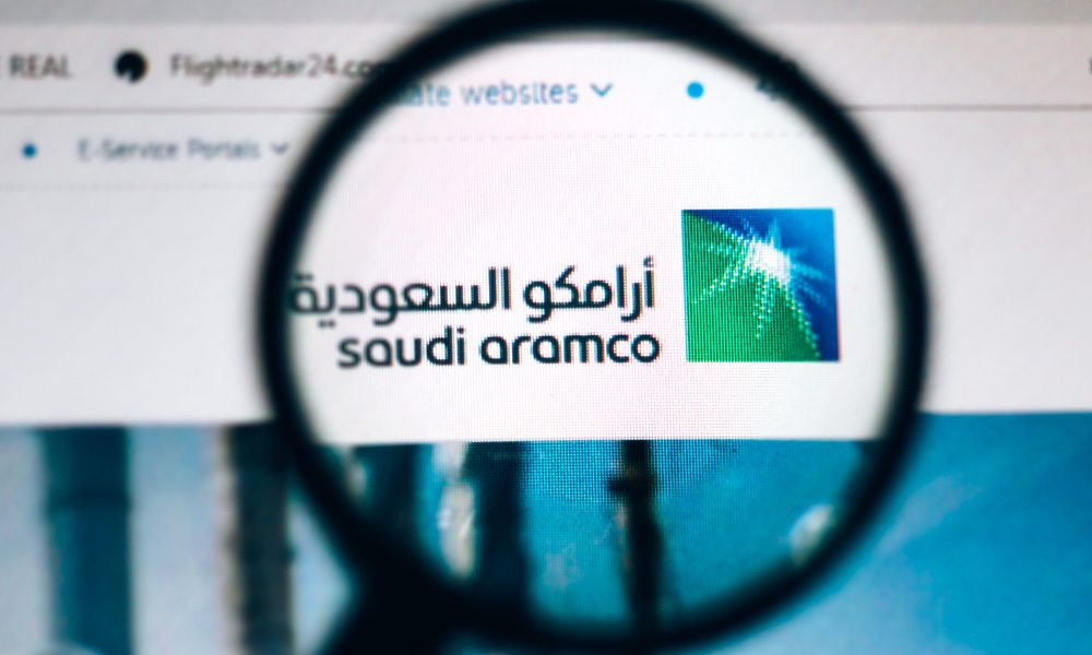 Aramco Overtakes Apple as World's Most Valuable Company on First Day of Trading