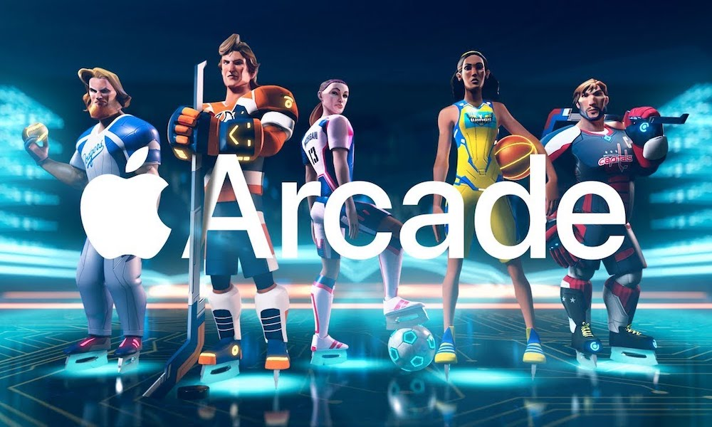 Ultimate Rivals The Rink Apple Arcade