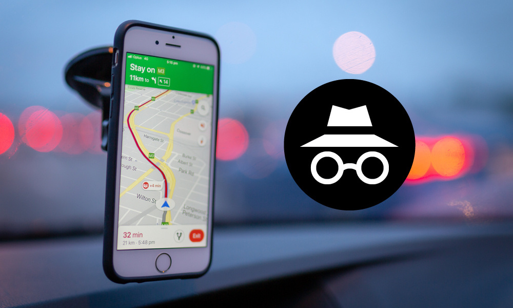 How to Go Incognito in Google Maps on iPhone