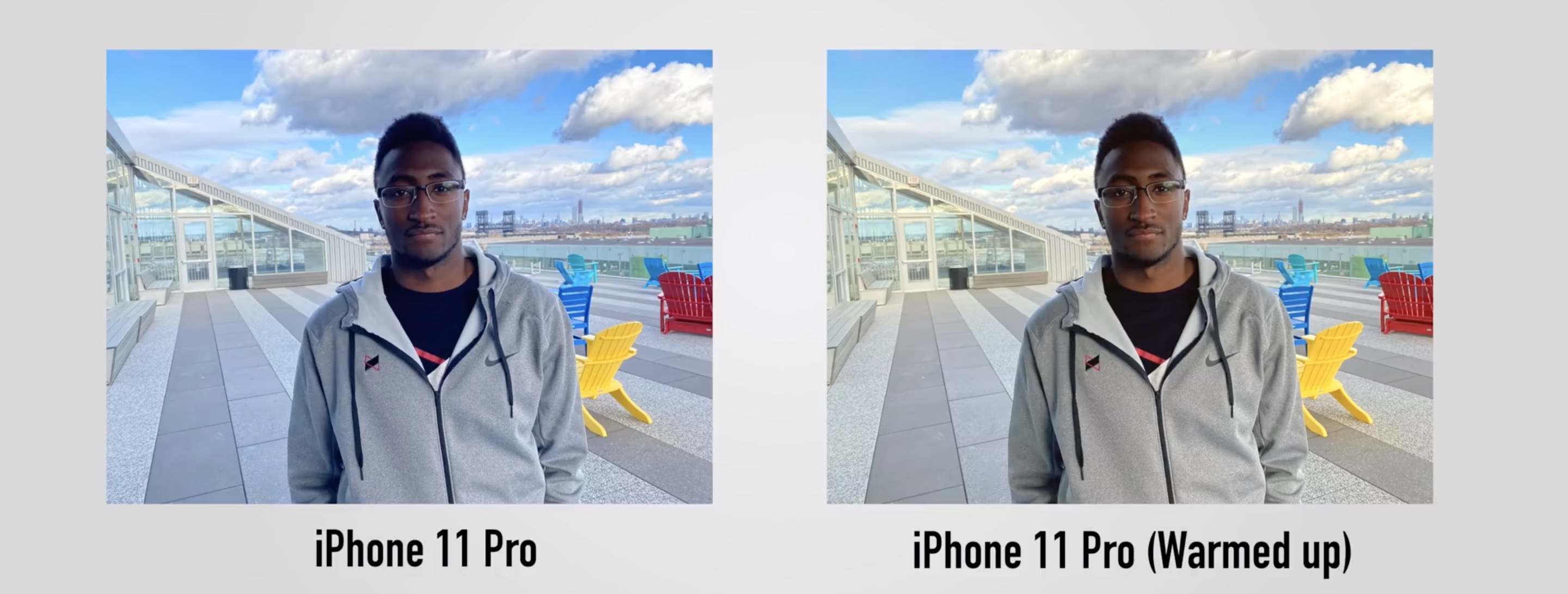 MKBHD iPhone 11 Pro