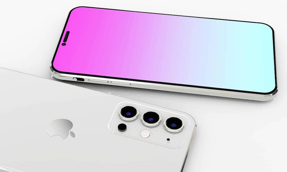 iPhone 12 Concept 2020