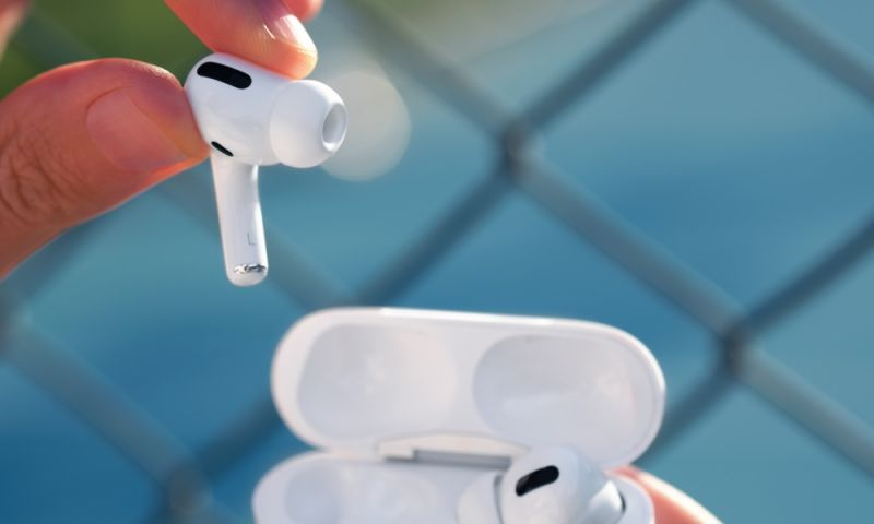 Your AirPods Pro Earbuds Smell Like Blueberries (Yes, Really)