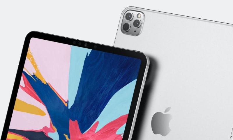 The iPad Pro Is Getting a Triple-Lens Camera — Here's What It Could Look Like