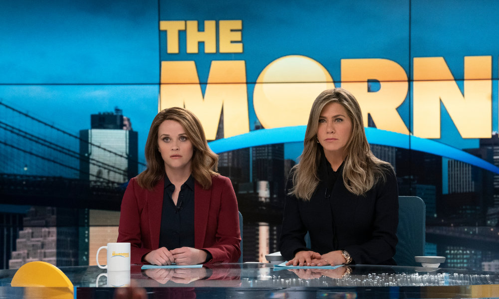 The Morning Show Finale Witherspoon Aniston