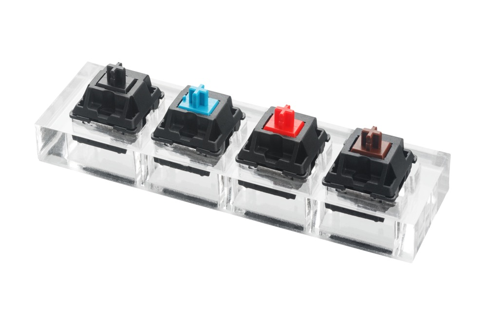 Mechanical Keyboard Switches Black Blue Red Brown