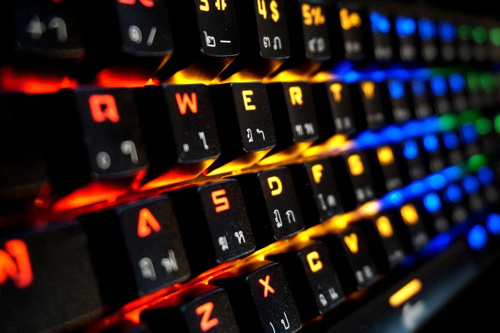 Mechanical Keyboard 2