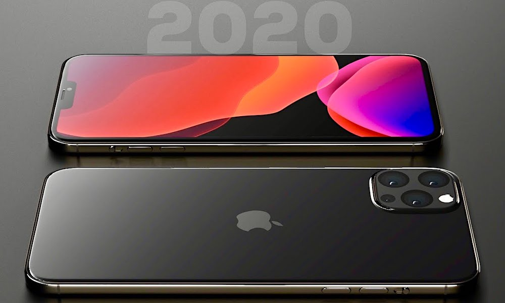 2020 iPhone Concept