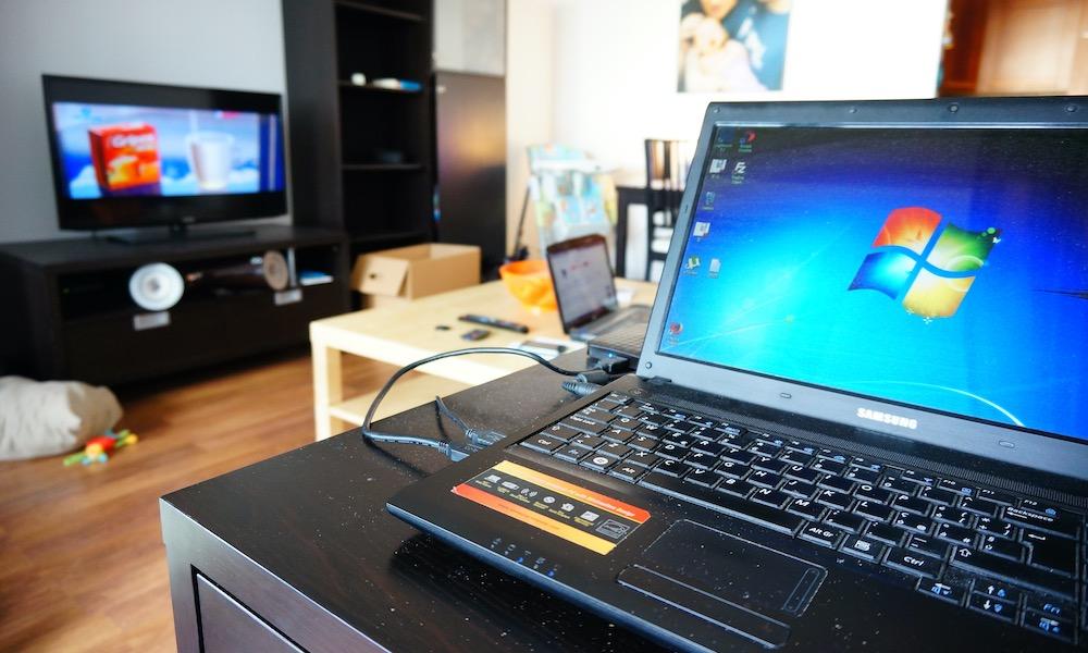 Windows 7 Samsung Laptop Computer