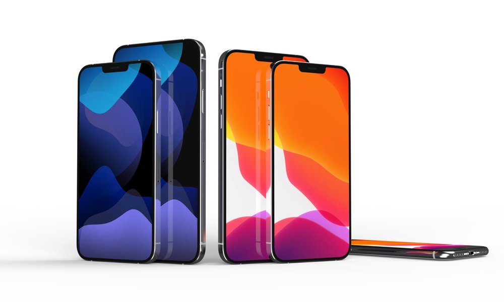 iPhone 12 Lineup Concept Image