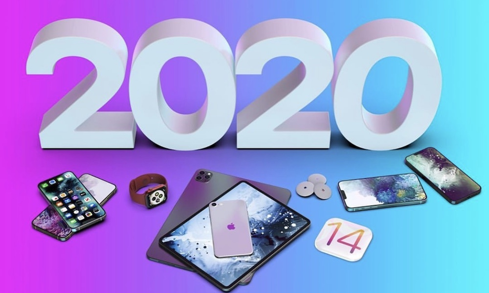 Apple 2020 Lineup iOS 14