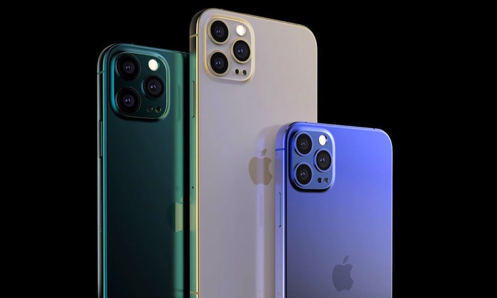 Apple May Replace Midnight Green With Navy Blue For The Iphone 12 Pro