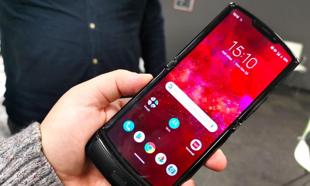 Motorola Razr 2020 2
