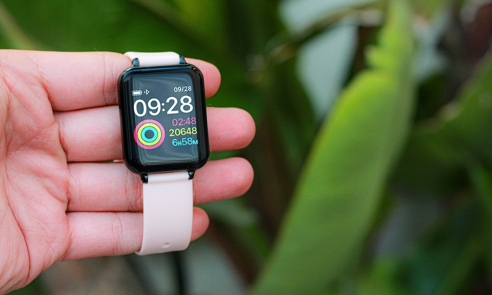 Smart Fit Watch Review 1
