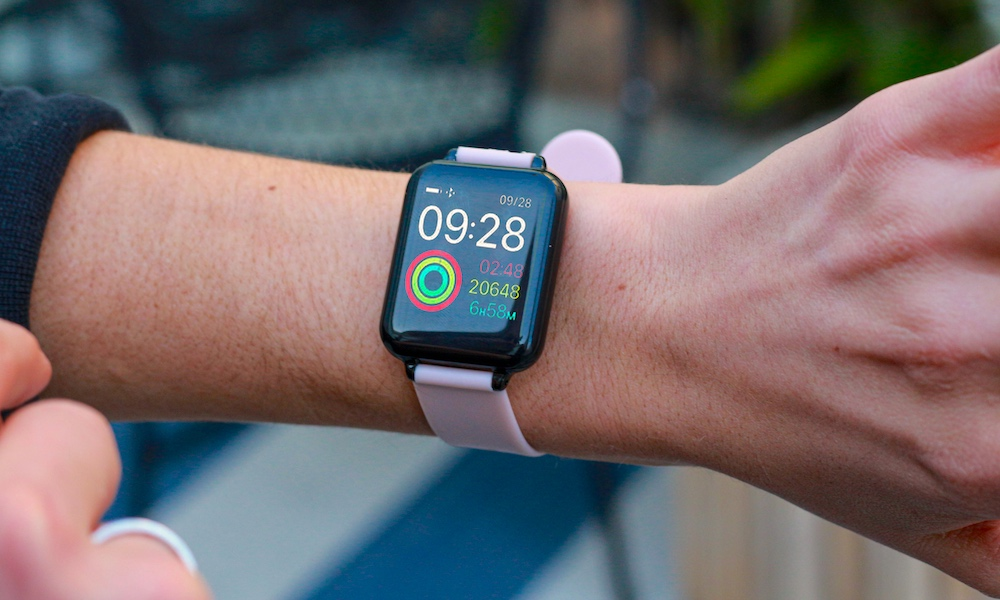 Smart Fit Watch Review