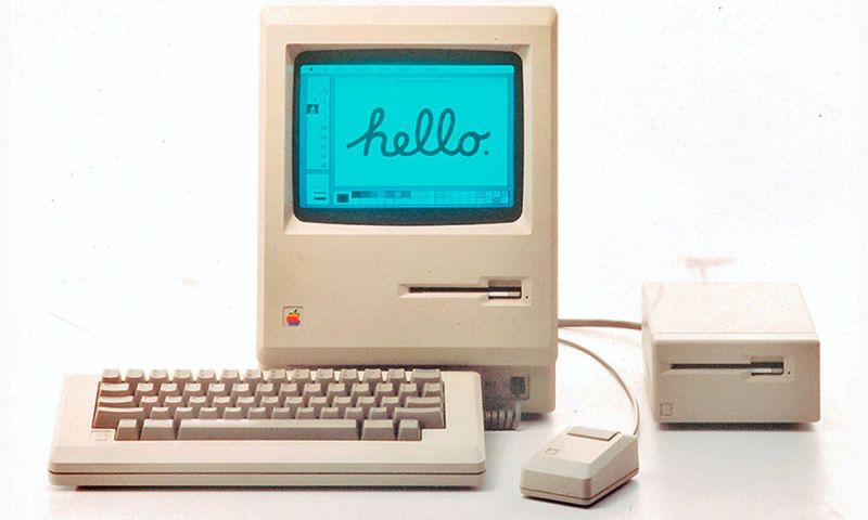 The First Macintosh Was Unveiled 36 Years Ago Today, and It Cost as Much as the Mac Pro