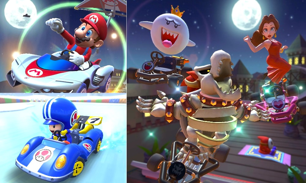 Mario Kart Tour Multiplayer Officially Launches on iPhone This Week