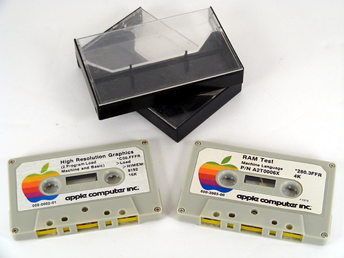 Apple II Cassetes