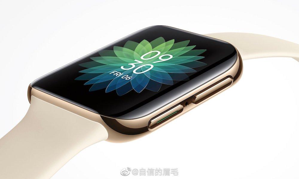 Oppo Apple Watch Similarities
