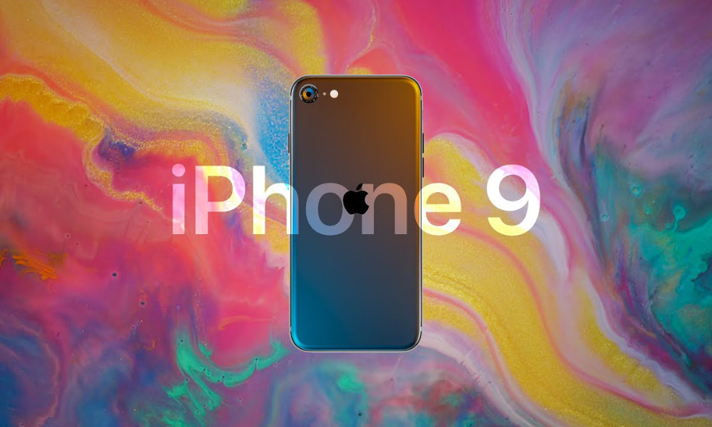 iPhone 9 by ConceptsiPhone