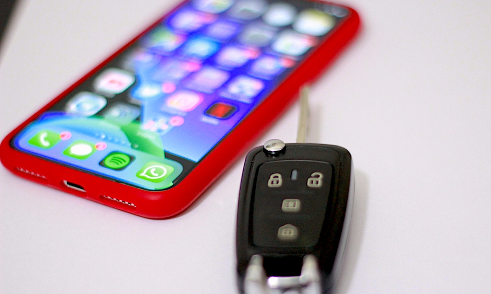 New iOS Could Let You Unlock Your Car Using An iPhone