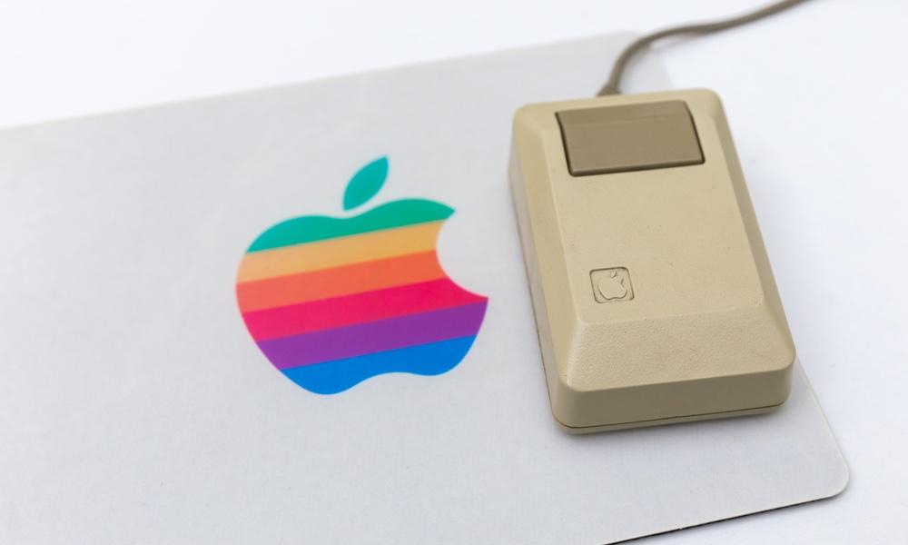 Apple Logo Mac