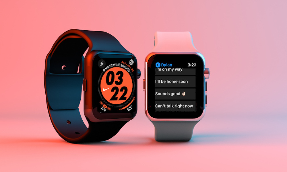 Smart Replies on Apple Watch