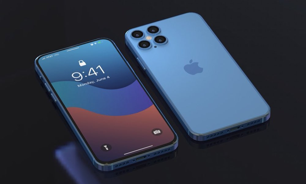 iPhone 12 Concept