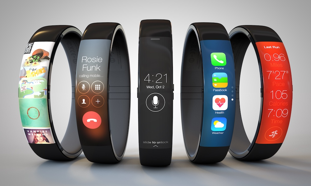 Apple Watch Circular Concept