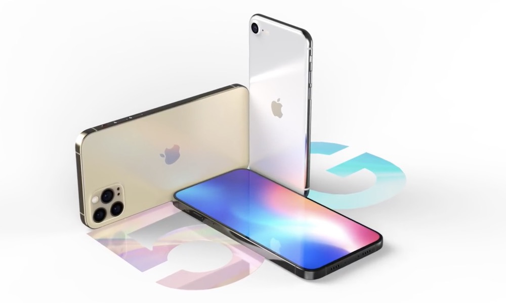 iPhone 12 5G Concept Image