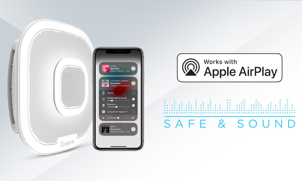 First Alert Onelink Safe and Sound adds AirPlay 2.jpg