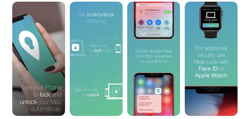 Near Lock App
