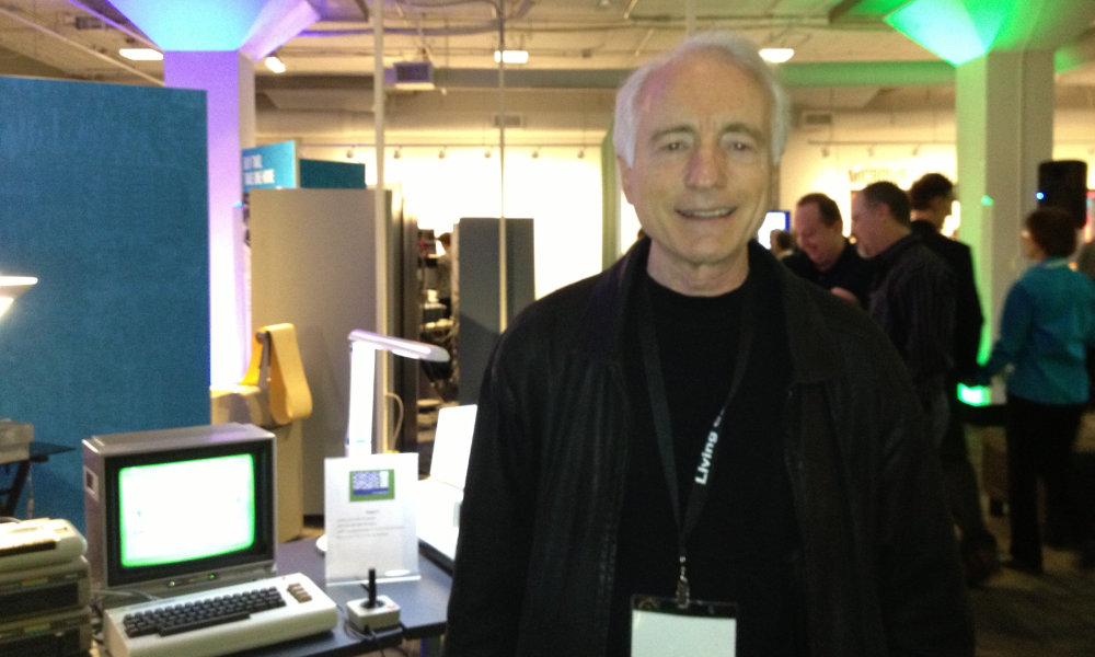 Pioneer who invented 'cut, copy and paste' for computers dies at 74