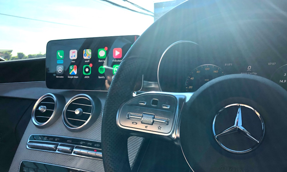 Apple CarPlay Features