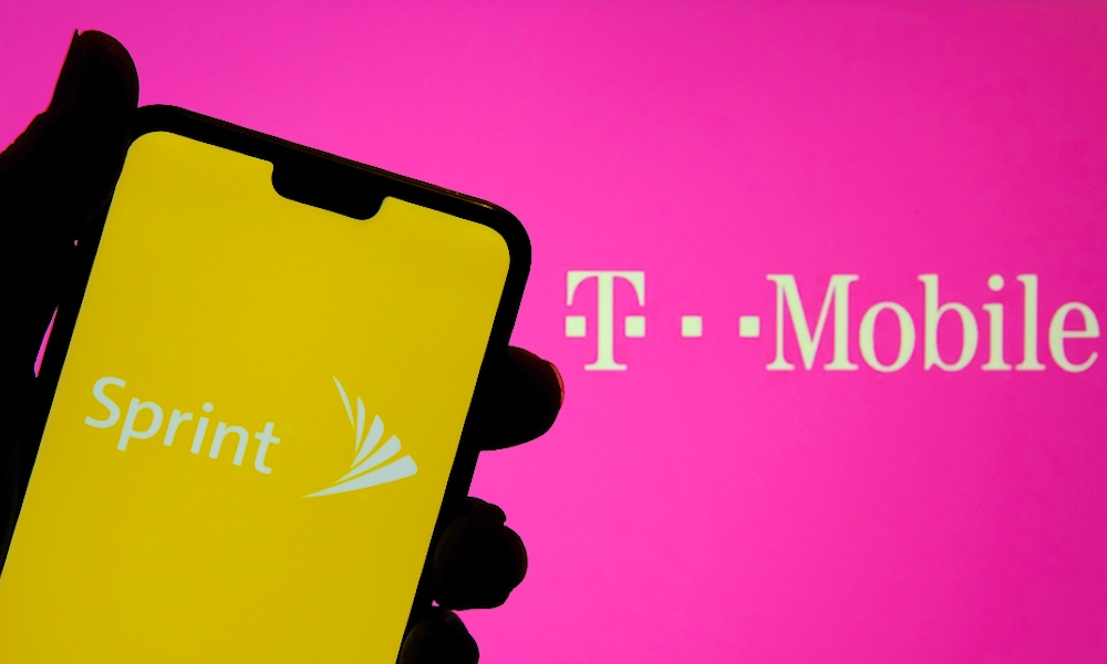 The New T Mobile Sprint Merger