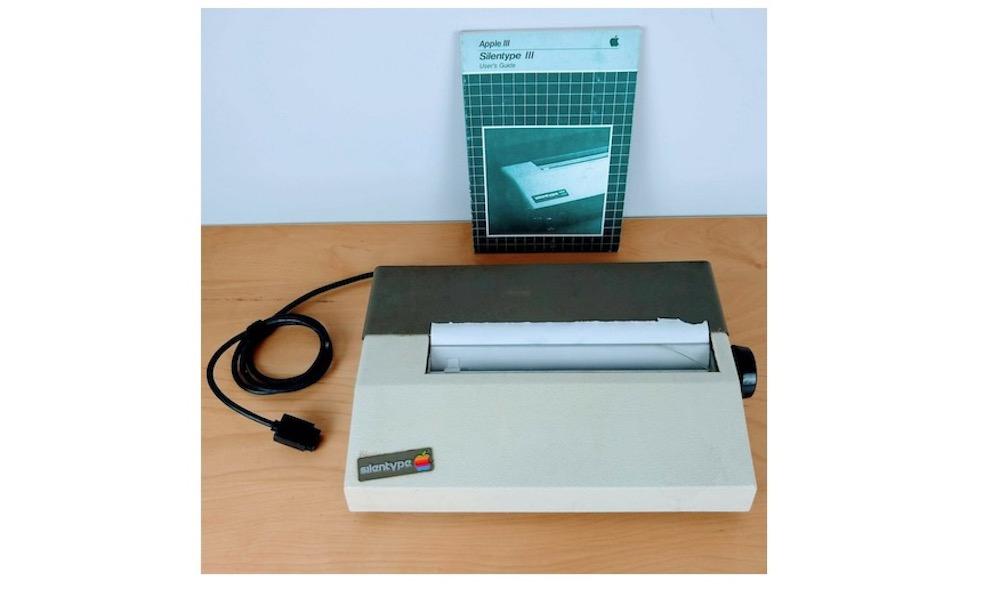 Apple Silentype Printer