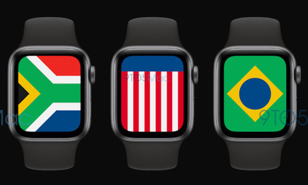 International Apple Watch Faces