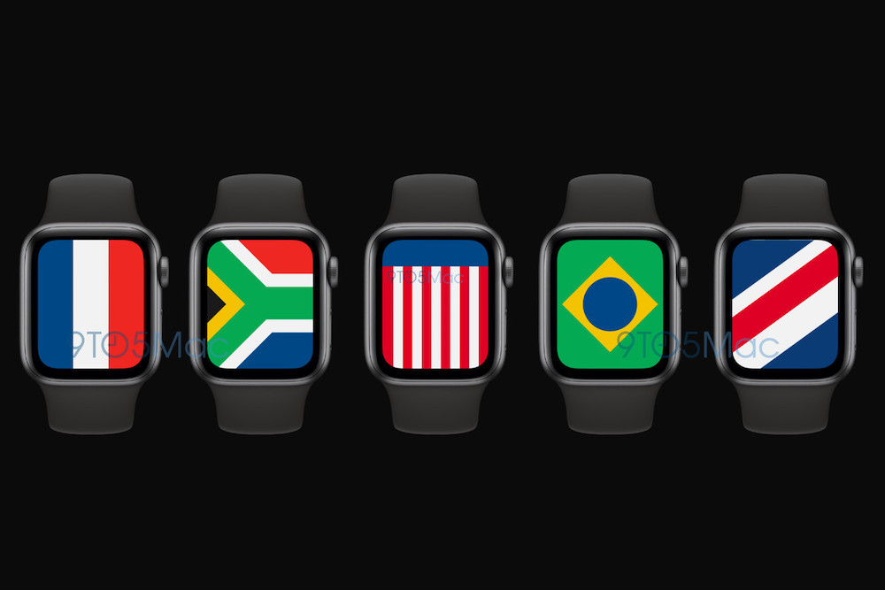 International Apple Watch Faces 2