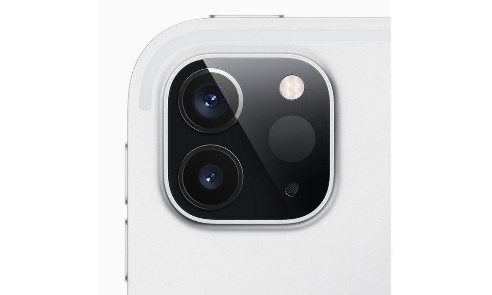 iPad Pro 2020 camera