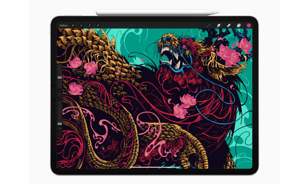 iPad Pro 2020 Pro Display