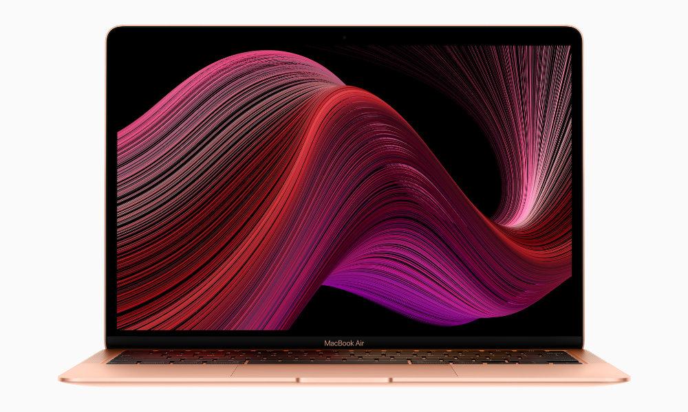 MacBook Air March 2020