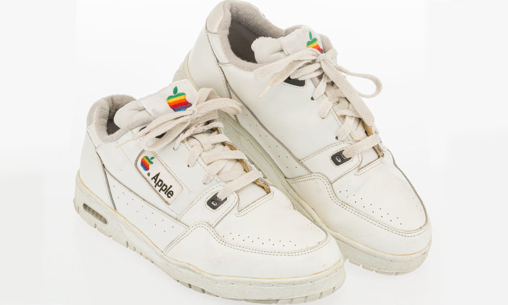 Apple Sneakers Auction High Res1