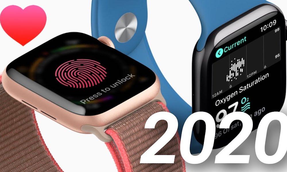 Apple Watch Blood Oxygen 2020